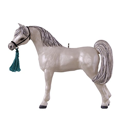 Hallmark Keepsake Christmas Ornament 2018 Year Dated, Arabian Dream ()