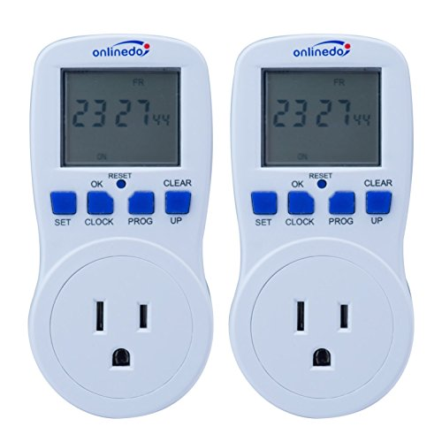 digital wall outlet timer - 8