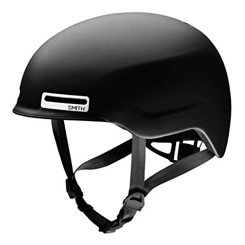 Maze Helmet - Smith Optics Maze Bike MIPS Adult MTB Cycling Helmet - Matte Black / Medium