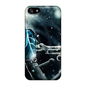 Unique Design Iphone 5/5s Durable Tpu Cases Covers Black Friday