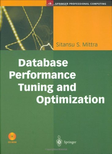 Database Performance Tuning and Optimization: Using Oracle (Springer Professional Computing) Pdf