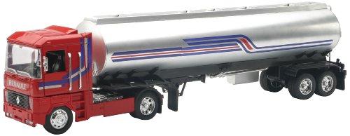 New Ray, 1:32 scale, Renault Magnum Petroleum Transport, Diecast model