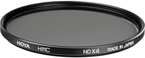 Hoya 58mm ND (NDX4) 0.6 Filter (2-Stop) [並行輸入品]