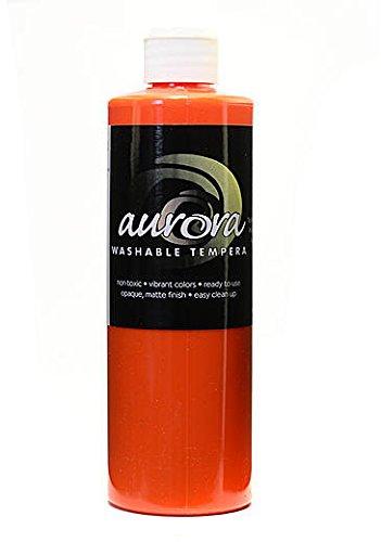Chroma Inc. Aurora Washable Tempera (Orange) 3 pcs sku# 1824821MA