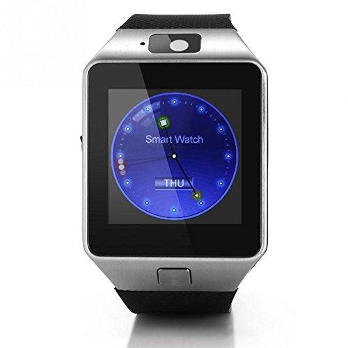 El nuevo reloj inteligente Bluetooth Bei wang DZ09 tarjeta SIM GSM de la ranura para el