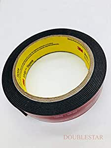 Amazon Com 3m Vhb Double Sided Foam Adhesive Tape 5952