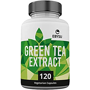 Amazon.com: Pure Green Tea Extract Capsules - Weight Loss