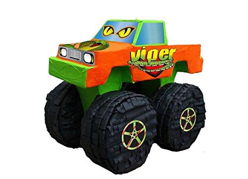 Aztec Imports Pinatas Viper Monster Truck -