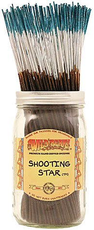 WILDBERRY 50 Incense 11'' Sticks - Shooting Star