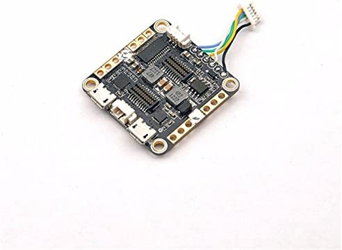 Quickbuying In Stock RacerCube Integrated F3 EVO 4 In 1 20A F396 ESC Frsky 8CH PPM//SBUS Receiver For X Racing Frame