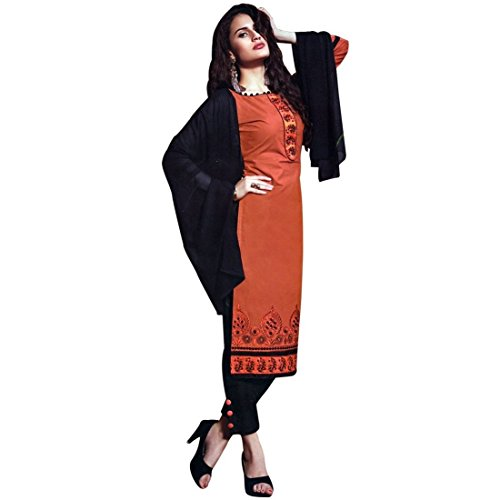 Indian Cotton Salwar Kameez - 3