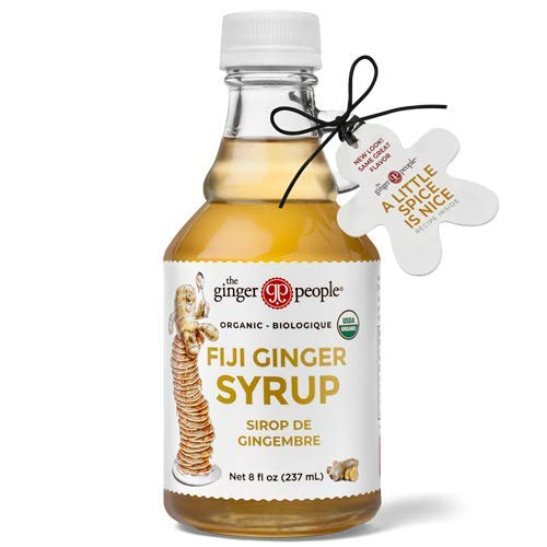 The Ginger People - Organic Ginger Syrup | 237ml
