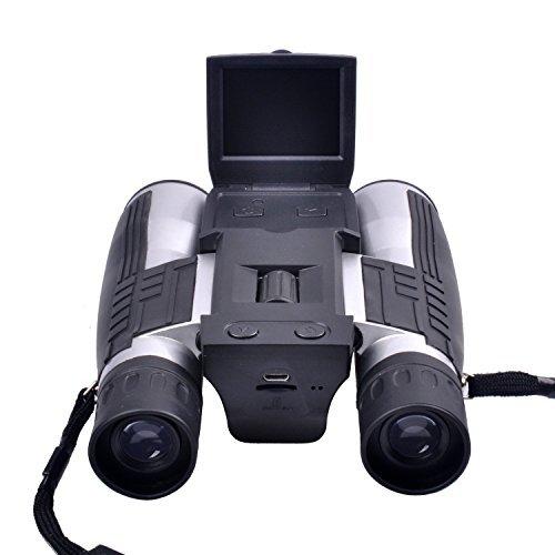 CamKing FS608 720P Digital Camera Binoculars Camera with 2'' LCD Screen (FS608-1) by CamKing