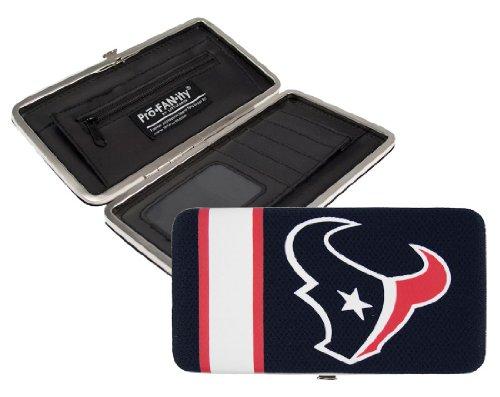 Houston Texans Wallet (NFL Houston Texans Shell Mesh Wallet)