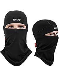 Balaclava Windproof Ski Face Mask Winter Motorcycle Neck...