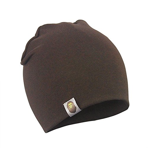 Unisex Cotton Beanie Hat for Cute Baby Boy/Girl Soft Toddler Infant Cap 21 Color ()