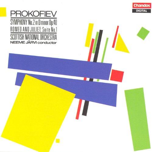 Prokofiev: Symphonies No. 2 / Romeo and Juliet: Suite No. 1, Op. 64Bis
