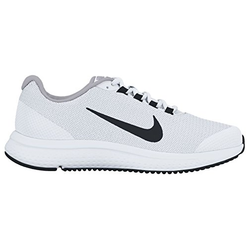 Nike Runallday Vit / Svart / Varg Grå Mens Löparskor