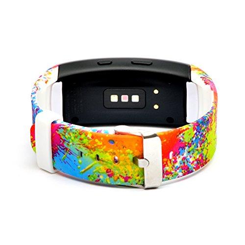 Moretek Smart Samsung Tracker Watercolor