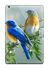 Hot Tpye Beautiful Birds Cases Covers For Ipad Mini
