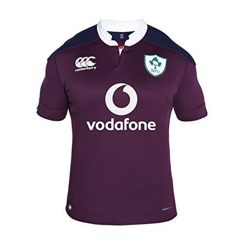 - Canterbury 2016-2017 Ireland Alternate Pro Rugby Football Soccer T-Shirt Jersey
