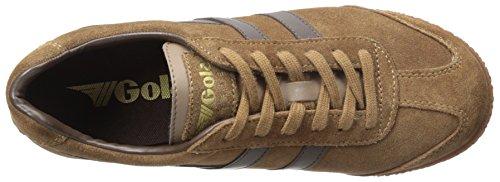 Gola Heren Kiekendief Mode Sneaker Tabak / Donkerbruin