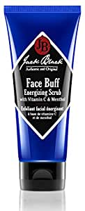 Jack Black Face Buff Energizing Scrub, 3 fl. oz.
