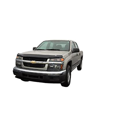 Auto Ventshade 24503 Bugflector II Dark Smoke Hood Shield for 2004-2012 Chevrolet Colorado/GMC Canyon: Automotive