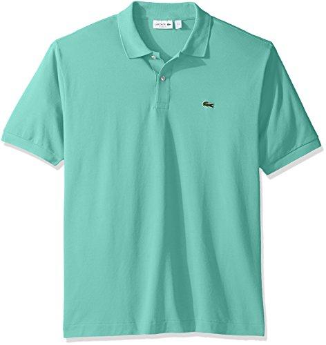 Pique Shirt Sleeve Sport (Lacoste Men's Short Sleeve Pique L.12.12 Classic Fit Polo Shirt, L1212, Eden, XX-Large)