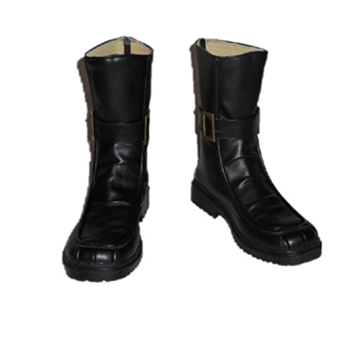 Asada Shino Costume (Sword Art Online 2 Shino Asada Sinon cosplay costume Boots Boot Shoes Shoe)