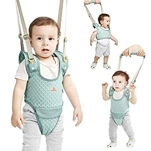CLINI Bebé Caminar Arnés, 2-in-1 Seguridad Asistente Niños Andador ...