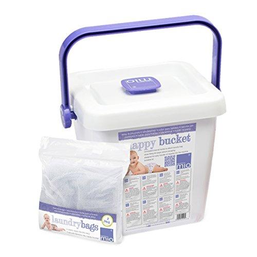 Bambino Mio, Diaper Pail & Laundry Bags