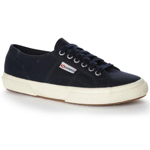 Superga 2750 Cotu Classic Ladies Shoe UK6 EU39.5 US8.5 Navy
