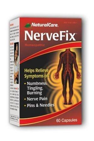 60-count bottle - Natural Care NerveFix