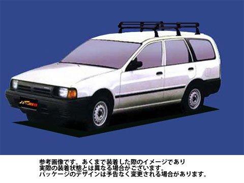 ルーフキャリア PF232A ファミリアバン / Y10 Pシリーズ タフレック TUFREQ 精興工業 B06Y128H4R