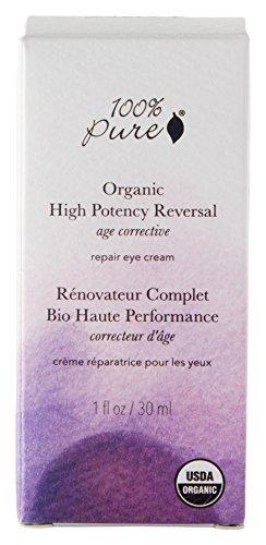 100 Pure Eye Cream - 4