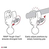 RAM Tough-Claw Large Clamp Ball Base