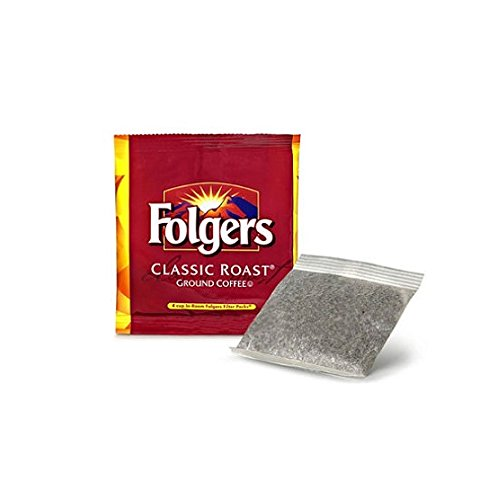Folgers Hotel Classic Roast Coffee Packs - 200 Ct. by Folgers (Image #1)