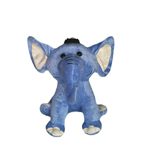 Soft Buddies Elephant – Large, Blue