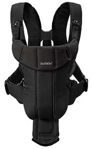 Amazon Com Babybjorn Baby Carrier Active Black