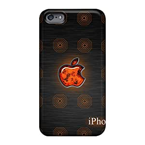 Apple Iphone 6 Xqt239XUok Customized Lifelike Ipone4 Skin Scratch Protection Cell-phone Hard Cover -phonecaseforall