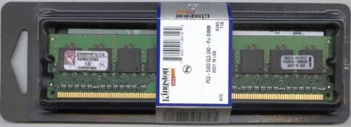 Valueram Memory 2gb Sdram Ddr2 - Kingston ValueRAM 2GB DDR2 SDRAM Memory Module - KVR667D2N5/2G
