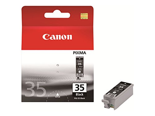 - Canon PGI-35 Black Ink Tank Compatible to iP100, iP110