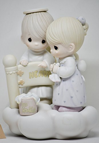 Precious Moments **No Tears Past the Gate** 101826