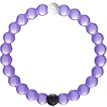 NWT 100% Authentic Purple Lokai Bracelet Limited Ed Size M Mud Water Alzheimer's