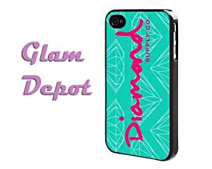 Diamond Supply Co. Teal & Pink For Apple Iphone 5C Case Cover by GD