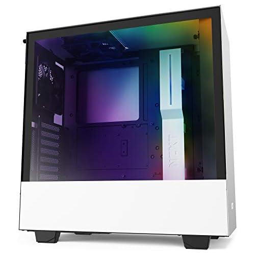 chollos oferta descuentos barato NZXT PC Game Case Blanco H510i