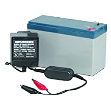 770028-1 7AH GCBK Portable Gel Cell Battery Humminbird Fishfinders