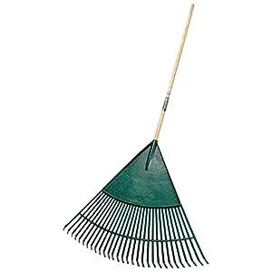 Draper 34875 Extra Large Head Plastic Leaf Rake, 700mm