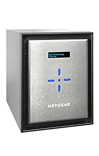 NETGEAR ReadyNAS RN626XE6 6 Bay 36TB Enterprise Ultimate Performance NAS, 60TB Capacity Network Attached Storage, Intel Xeon 2.2GHz Quad Core Processor, 8GB RAM (B01L3EX92C) | Amazon price tracker / tracking, Amazon price history charts, Amazon price watches, Amazon price drop alerts